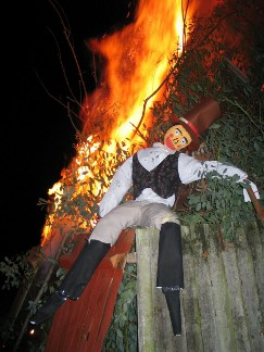 how to make a guy for bonfire night